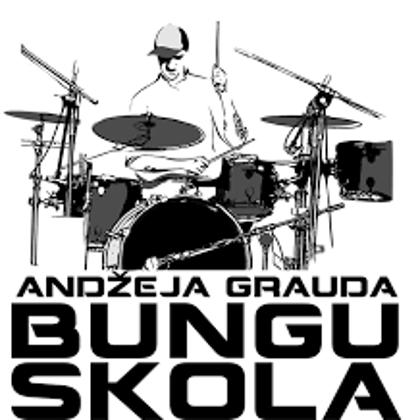 Andžeja Grauda BUNGU SKOLA / Drum school LV